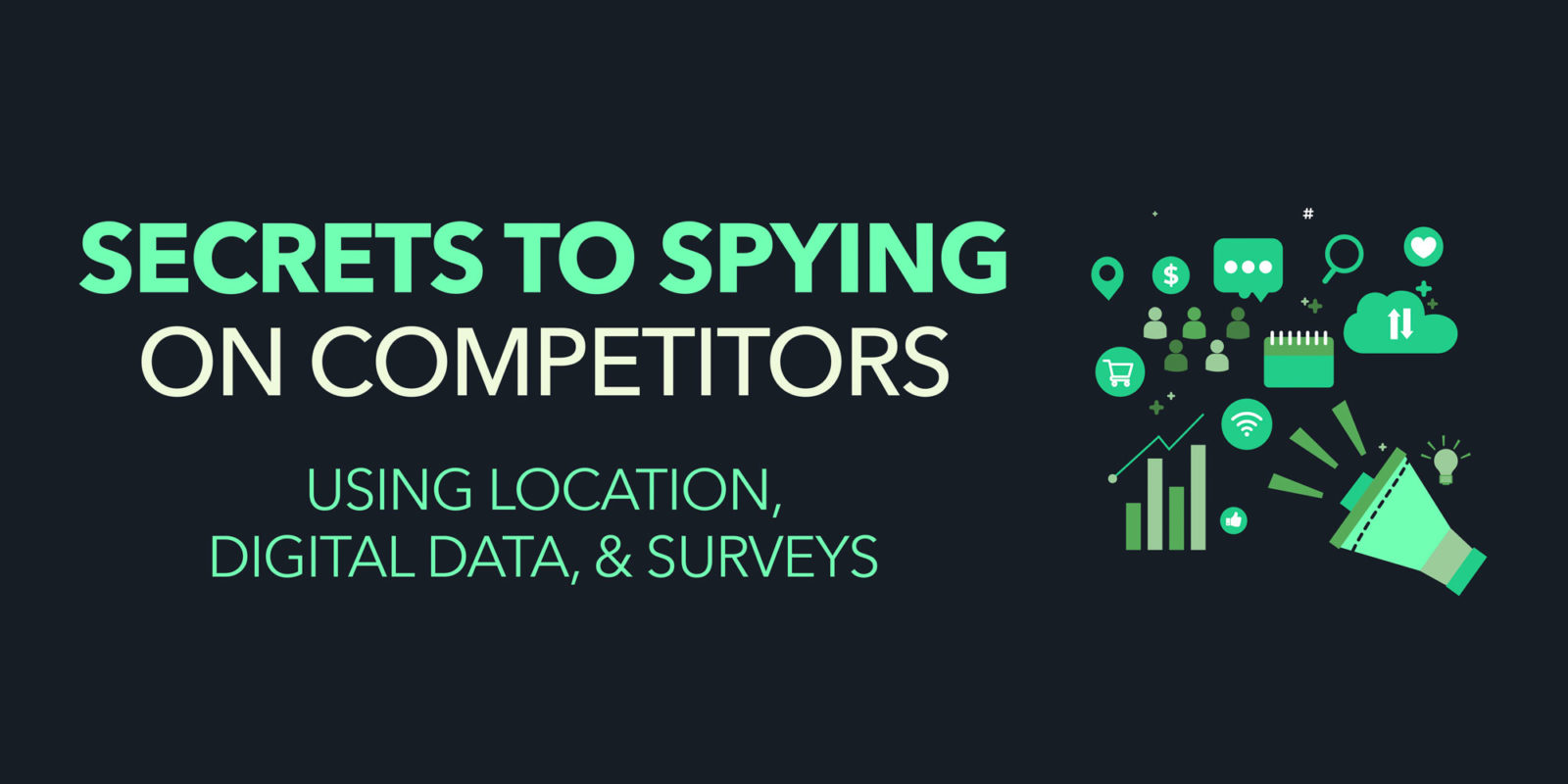 Secrets to Spying on Your Competition