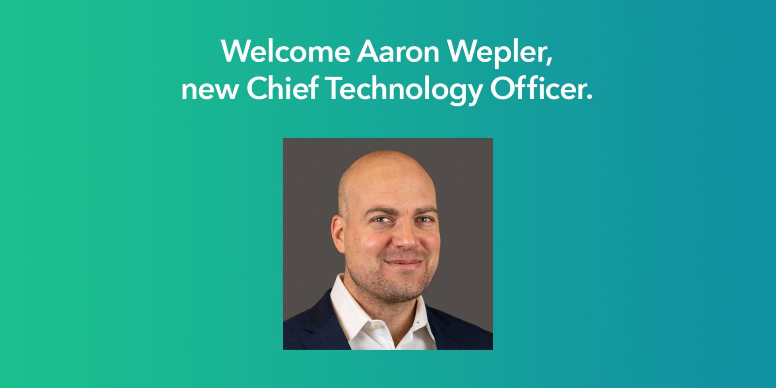 Aaron Wepler, new Chief Technology Officer, joins MFour.