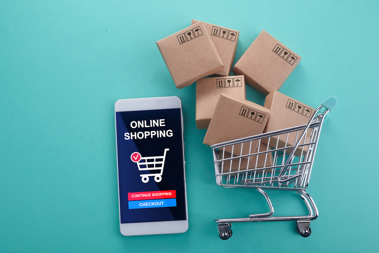 New habits: 76% now buy online, pick-up in-store.