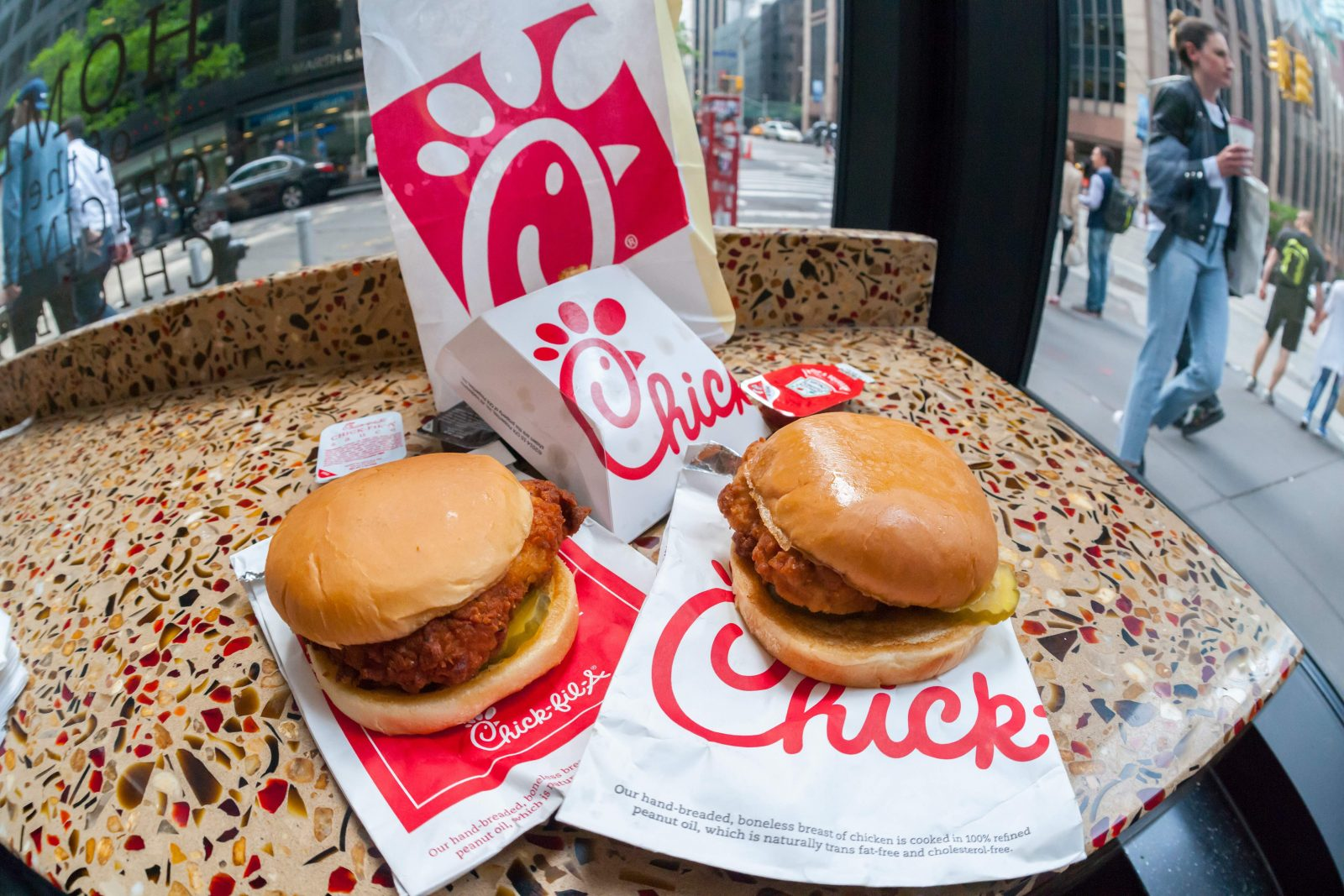 Why 92% of fast-foodies choose Chick-fil-A®.