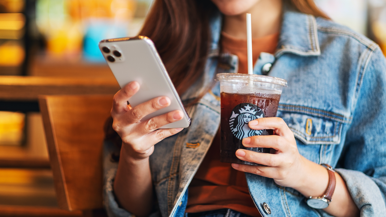 Starbucks app — to blame for over-the-top drinks?