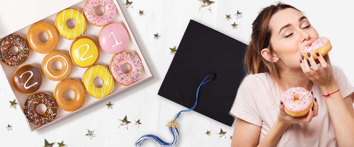 Krispy Kreme 🍩 sees 200% spike in donut traffic.