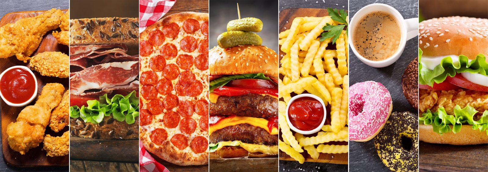 50 foodie trends. 🍔 🍕
