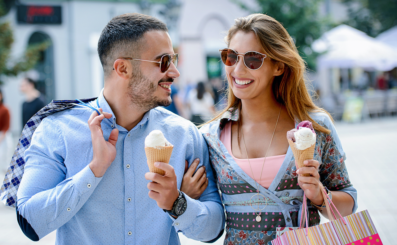 New research: consumers are happy, receptive + ready to spend.