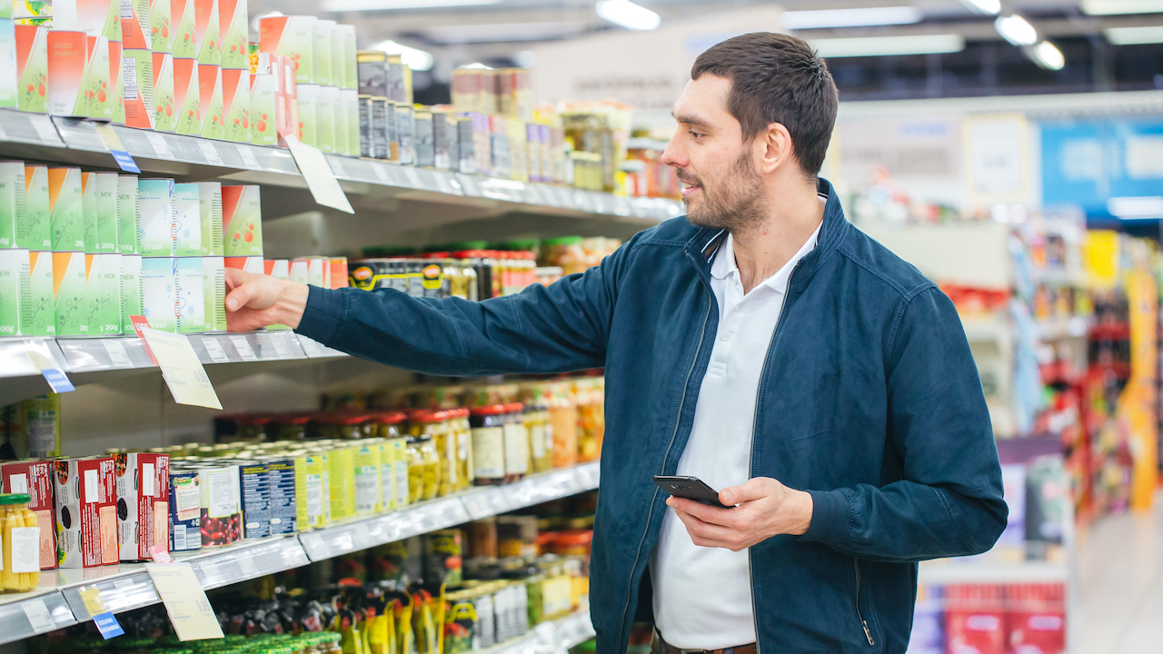canned food market research