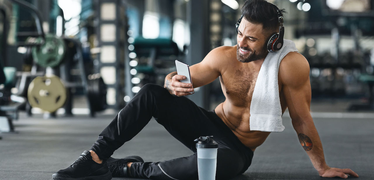 Who wins — gyms or fitness apps?