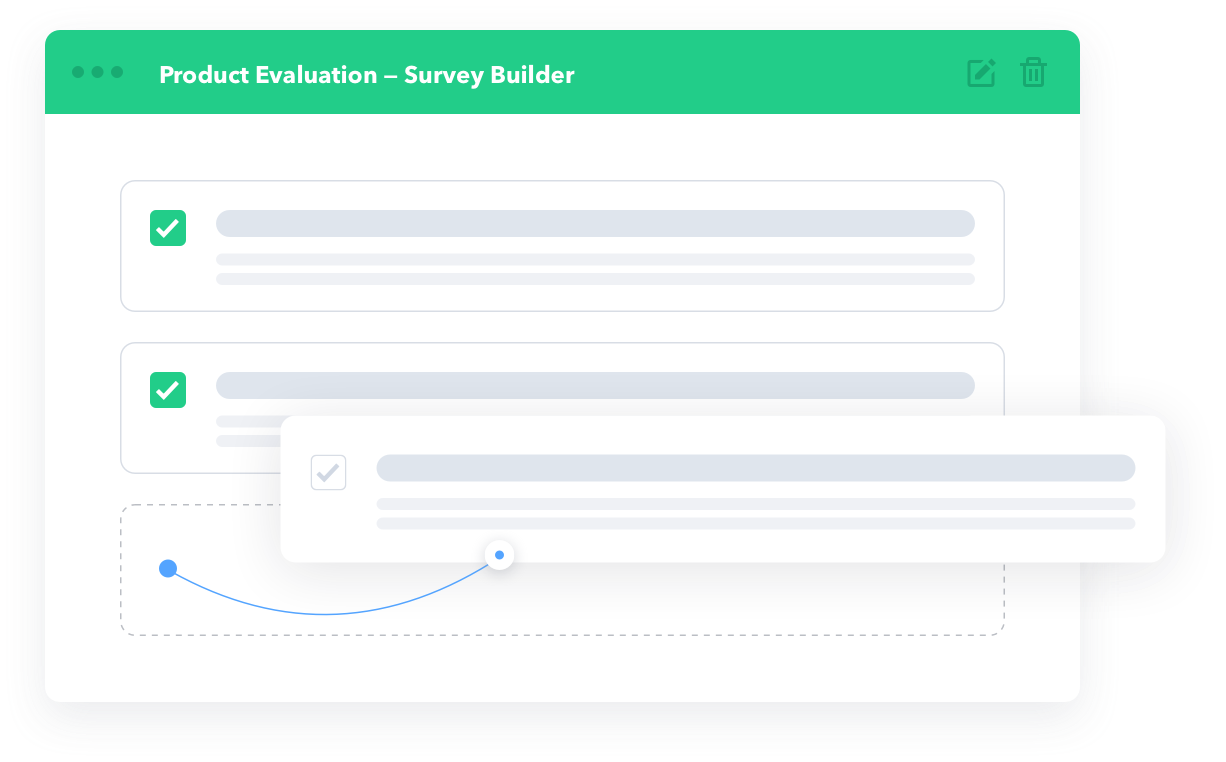 Product Evaluation Survey Builder